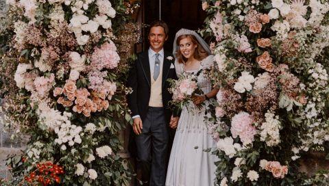 Die 11 Dinge, die wir (nun endlich) über die Hochzeit von Prinzessin Beatrice wissen