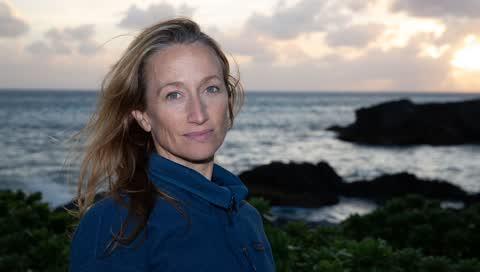 Céline Cousteau kämpft für den Schutz der Meere - so wie schon ihre berühmten Großeltern