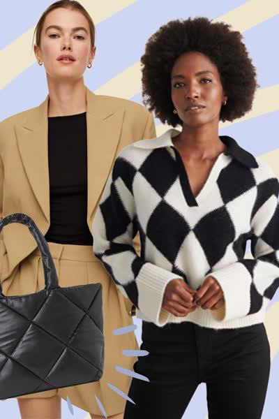 Günstige Herbst-Pieces: Diese Trend-Teile von Mango, H&M, Zara, Cos und Co. bringen Minimalist:innen stilsicher durch die Saison - und kosten alle unter 80 Euro