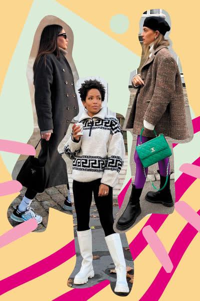 Leggings-Outfit: Diese 3 Styling-Fehler sind echte No-Gos - und diese 5 Looks zeigen, wie es richtig geht!