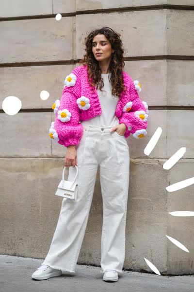 Weiße Hose kombinieren: So stylt ihr helle Pants richtig - und diesen Outfit-Fehler solltet ihr vermeiden
