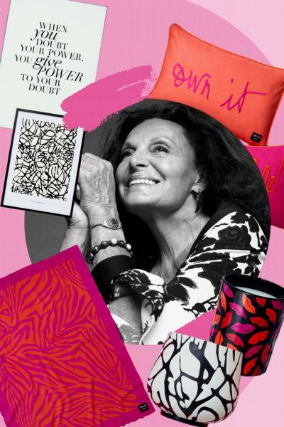 H&M Home x Diane von Fürstenberg: Die ersten Bilder der neuen Design-Kooperation sind da!