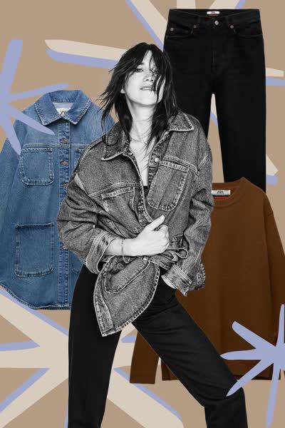 Neue Zara-Kollektion: Das Label bringt den French Chic in unsere Herbst-Garderobe - das sind unsere 5 Favoriten ab 10 Euro