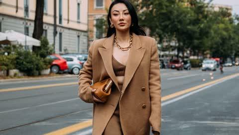 Mailand Fashion Week: Die besten Street-Styles aus Italien