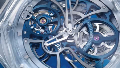 Streng limitiert: Girard-Perregaux und Bucherer veröffentlichen eine skelettierte Uhr, von der wir den Blick nicht mehr abwenden können