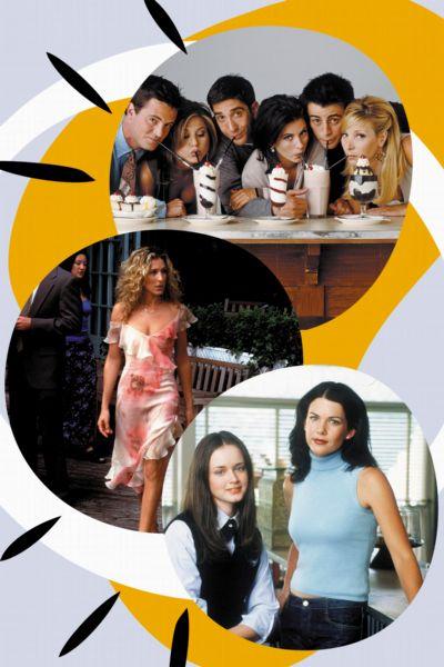 Kultserien: Diese Serien aus den 90ern und 2000ern müssen alle TV-Fans gesehen haben!