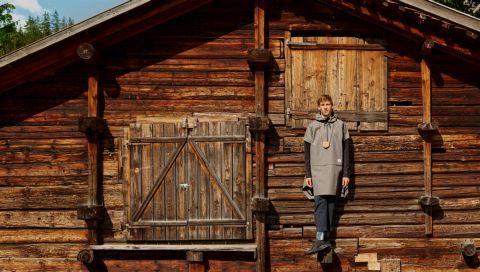 Swiss Legacy Jacket von On - im Einklang mit der Natur