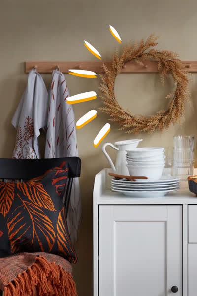 Mit dieser Ikea-Kollektion wird dein Zuhause im Herbst 2021 extra-gemütlich!