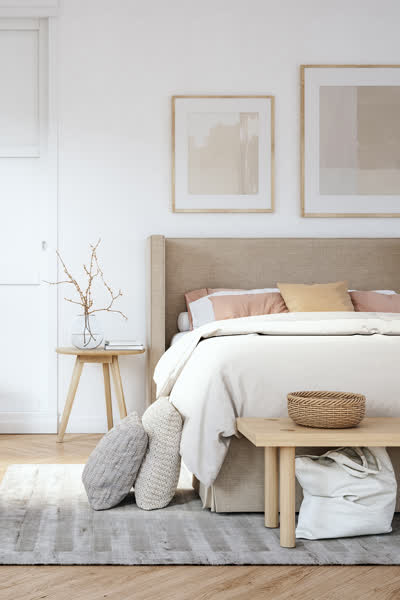 Schlafzimmer gestalten: Die 6 besten Tipps für eine schöne Einrichtung