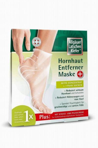 Hornhaut-Entferner-Maske