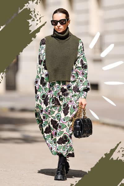 Midaxi: Diese neue Länge müssen Kleider und Röcke haben, um im Herbst 2021 Trend zu sein