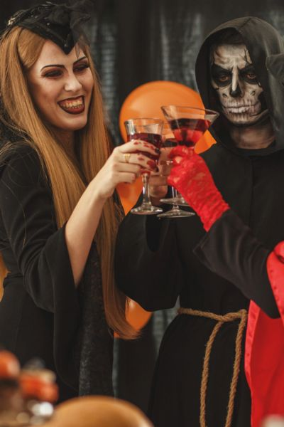 Dirty Talk an Halloween
