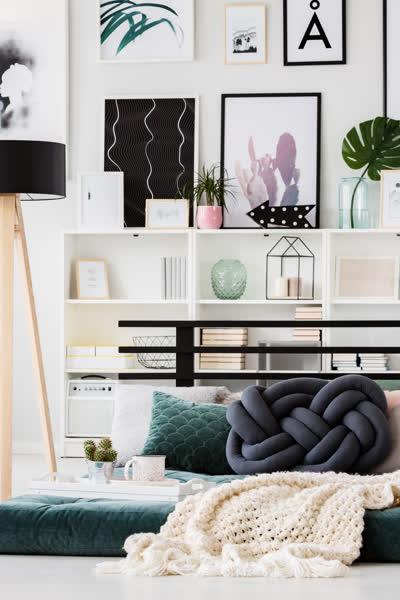 Wanddeko-Ideen: 9 Tipps, mit denen die perfekte Wandgestaltung gelingt