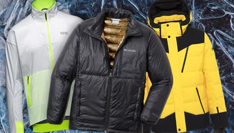 Die drei besten Outdoor-Jacken für Herren im Winter 2021