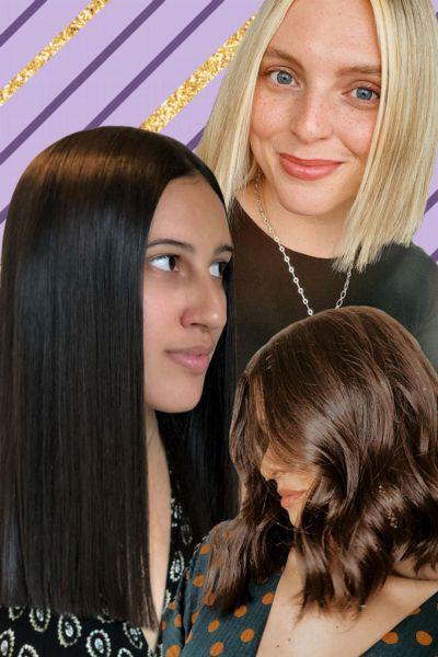 Vertical Cut: Dieser Trend-Haarschnitt schmeichelt wirklich jeder Gesichtsform