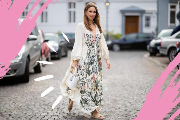 Maxikleid-Trend: Das sind die 7 schönsten Dresses in Maxilänge, mit denen wir im Sommer 2021 IMMER cool und stylish angezogen sind