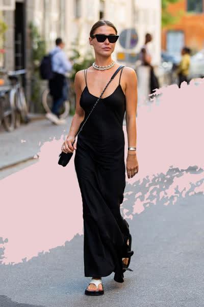 Slip Dress: So kombinierst du das Trend-Kleid immer wieder neu - und diese Styling-Fehler solltest du vermeiden