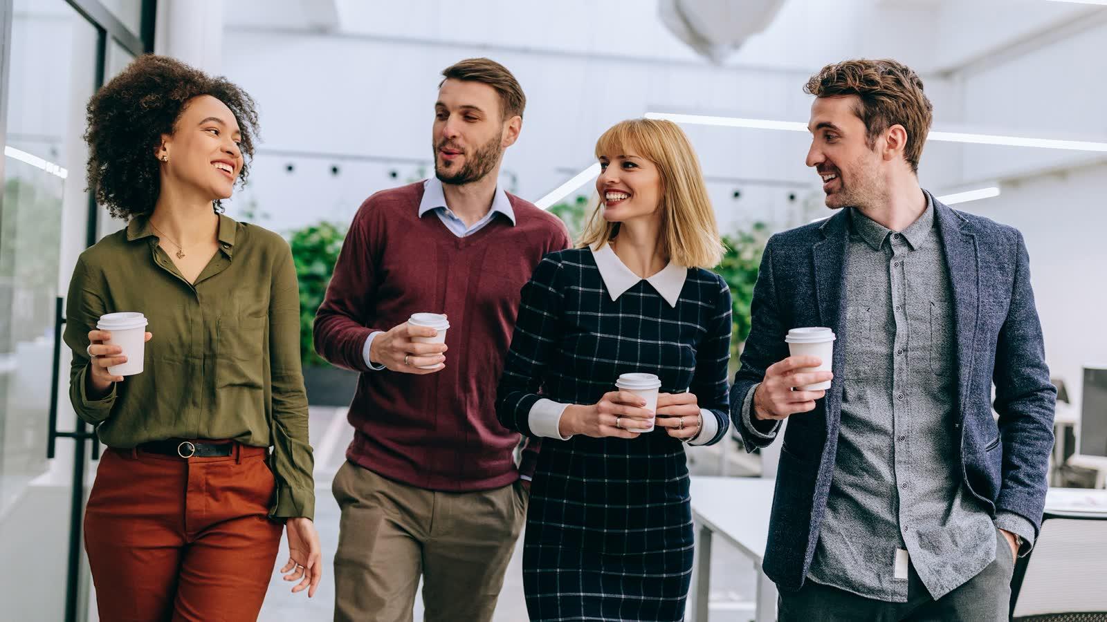 Soziales Kapital: Warum wir die Beziehungen zu unseren Arbeitskollegen jetzt besonders pflegen müssen