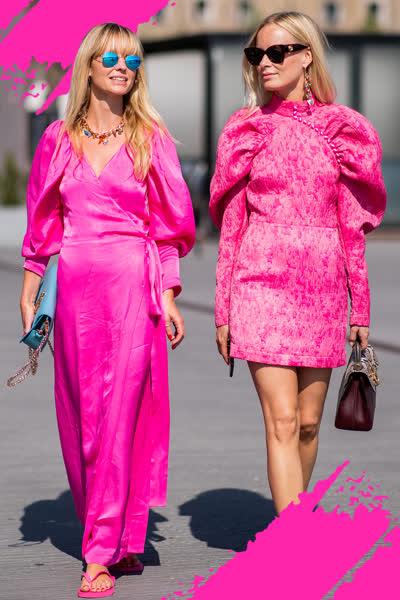 """Pinkfarbene Kleider: Das sind die schönsten 5 Sommerkleider in """"Raspberry Sorbet"""" - und sie kosten alle unter 80 Euro"""