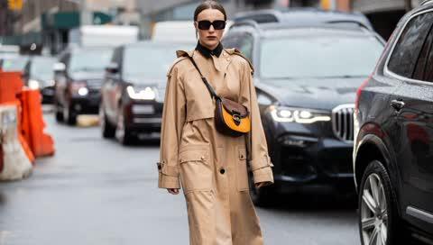 Der Trenchcoat für den Herbst - dieses Mode-Basic fehlt in Ihrem Kleiderschrank