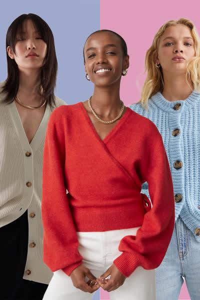 Günstige Cardigans: Diese 9 Strickjacken von H&M, Mango, Zara und Co. begleiten uns in den Herbst - und ihr könnt sie ab 30 Euro nachshoppen