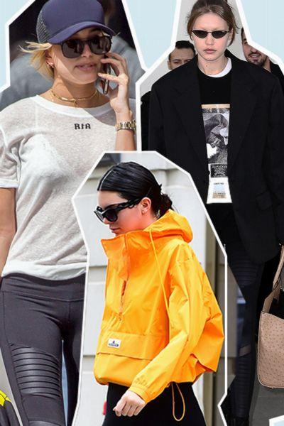 Die Lieblings-Leggings von Stars wie Gigi Hadid, Hailey Bieber & Co. machen nicht nur eine Top-Figur - sondern sind gerade auch noch im Sale