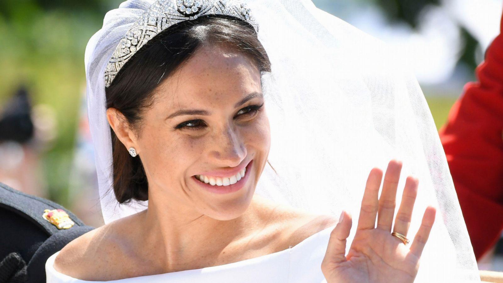Das Tanzlied und andere Details über die Hochzeit von Meghan Markle und Prinz Harry, die wir (noch) nicht kannten