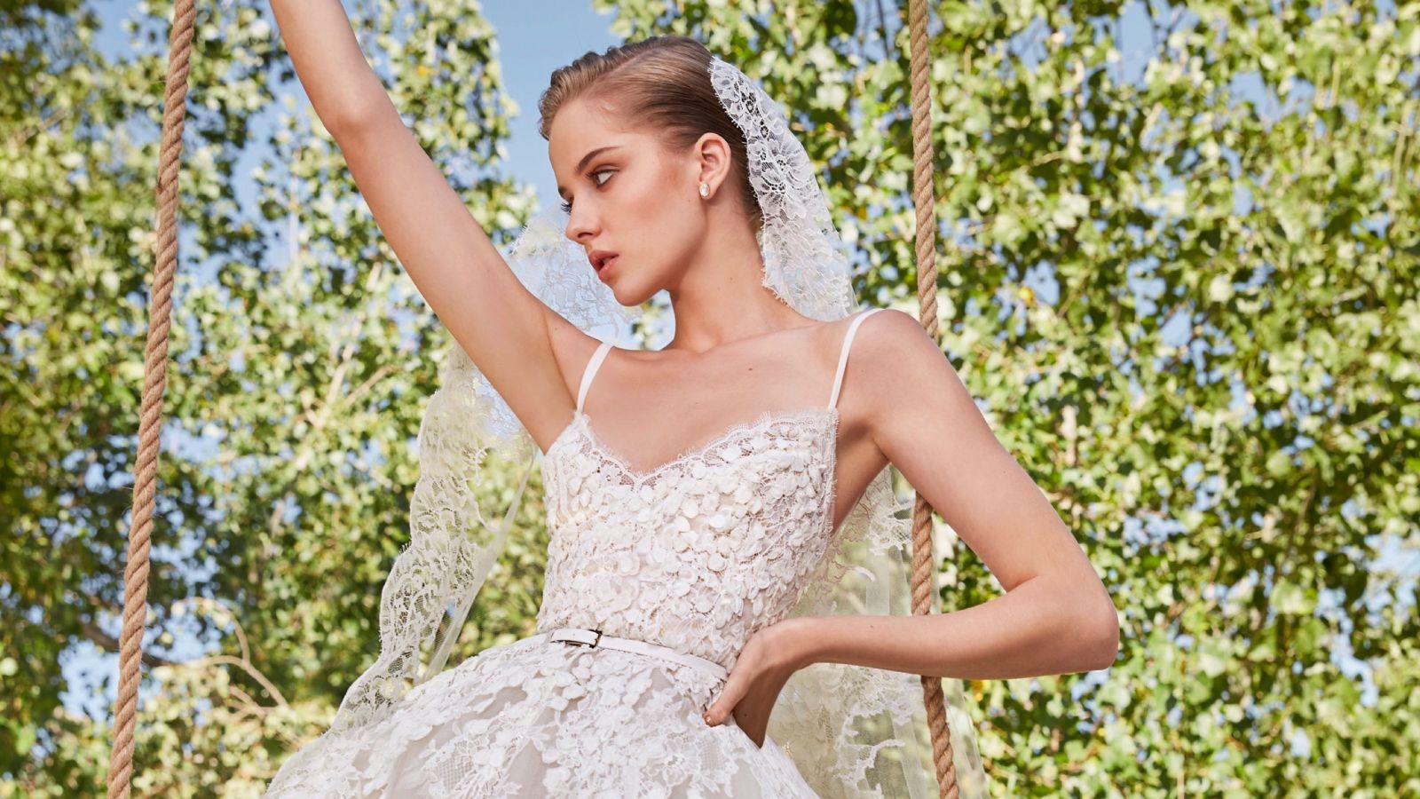 Brautkleider-Trend 2021: Die 16 schönsten Hochzeitskleider aus Spitze