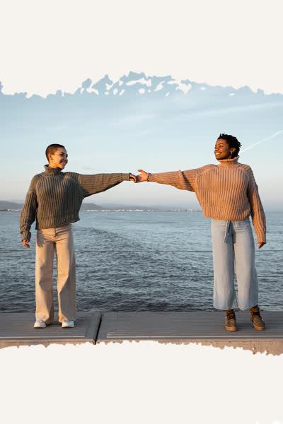 Fernbeziehungen können nicht funktionieren? Wir geben 10 Tipps, wie die Liebe auf Distanz hält