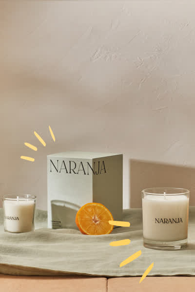 Mango: Die neuen Duftkerzen sind perfekt für den Sommer - und kosten unter 20 Euro!