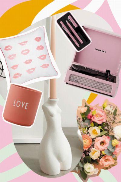 Valentinstag-Deko: 15 hübsche Interior-Pieces, die deinem Zuhause ein romantisches Make-over verpassen