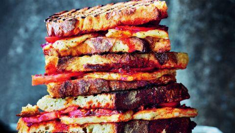 Das Rezept für den weltbesten (und vegetarischen) Croque Monsieur