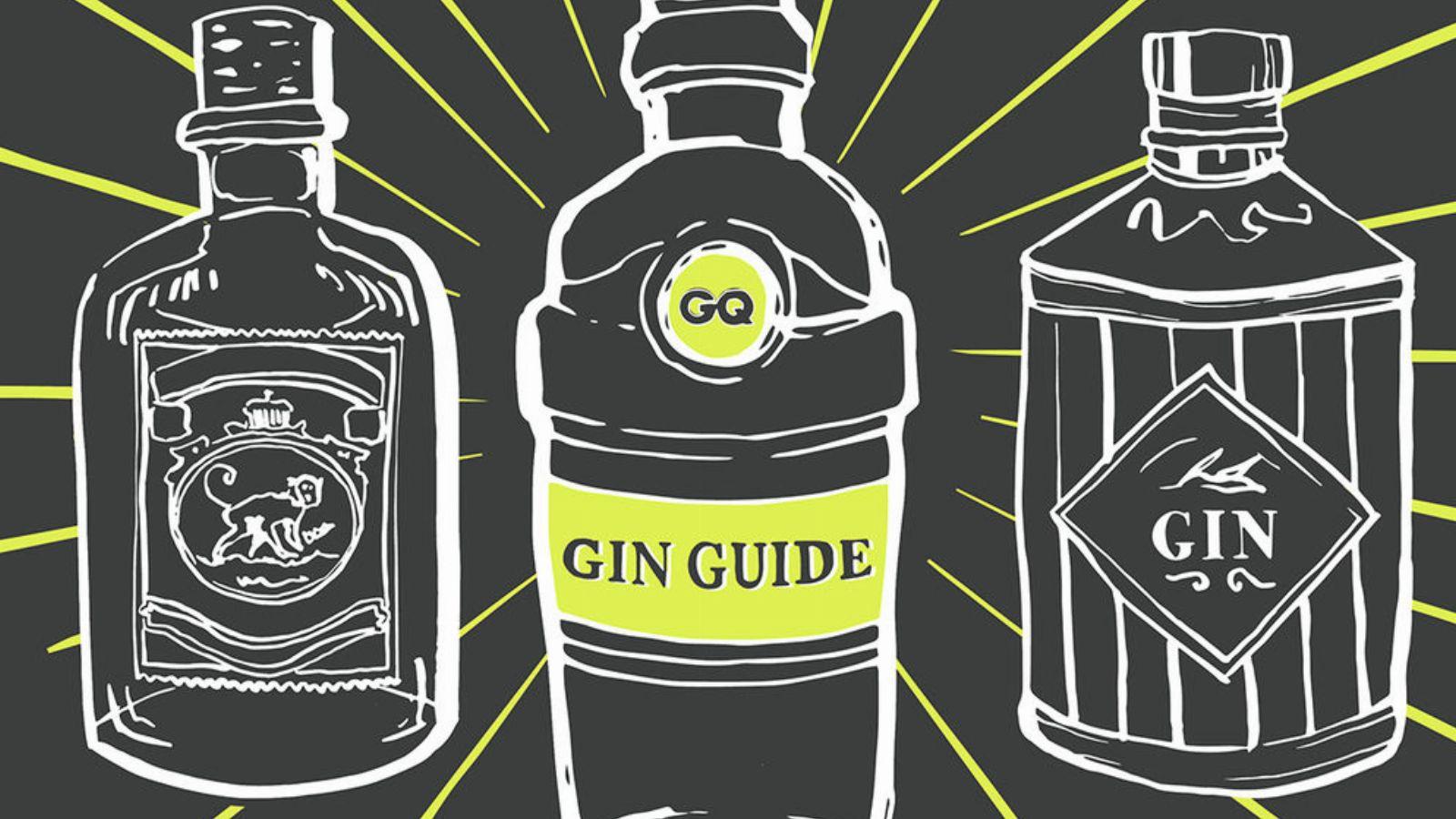 Der große GQ Gin-Guide