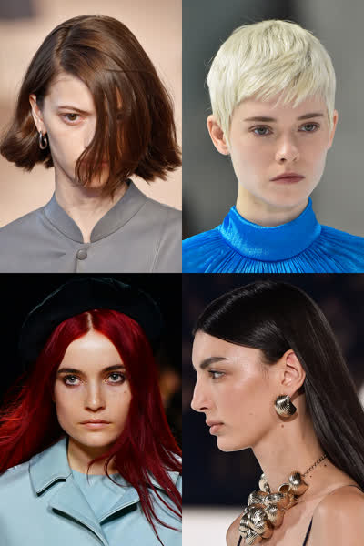 Haarfarben-Trends für Herbst und Winter 2020/2021: Das sind unsere Top 5
