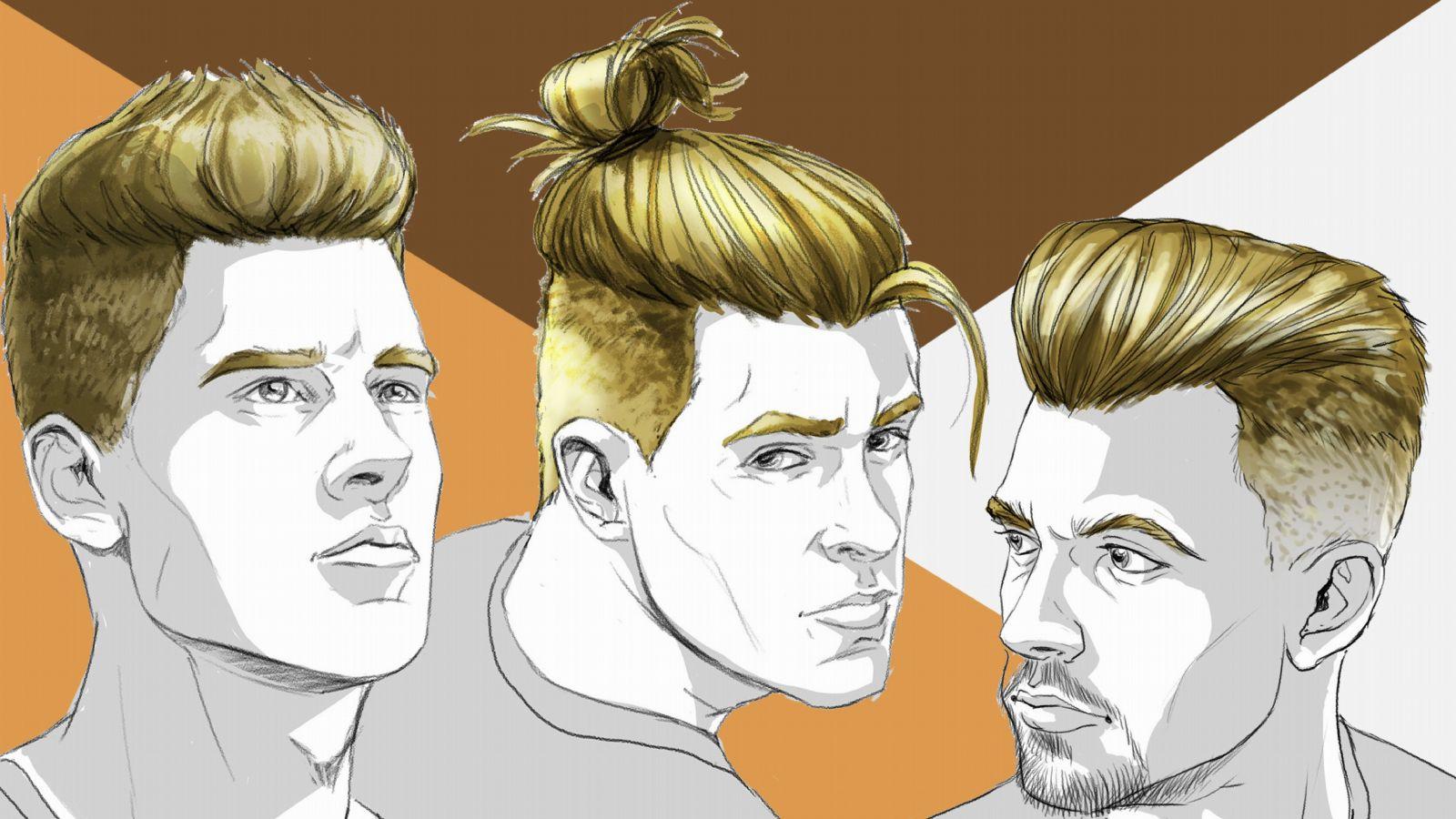 Alles über Männerfrisuren: Der GQ HairstyleGuide