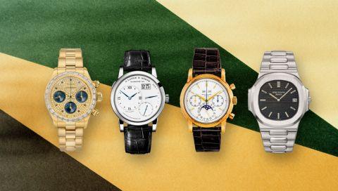 In Uhren investieren: Was Sie dabei beachten müssen, erklärt hier ein Experte