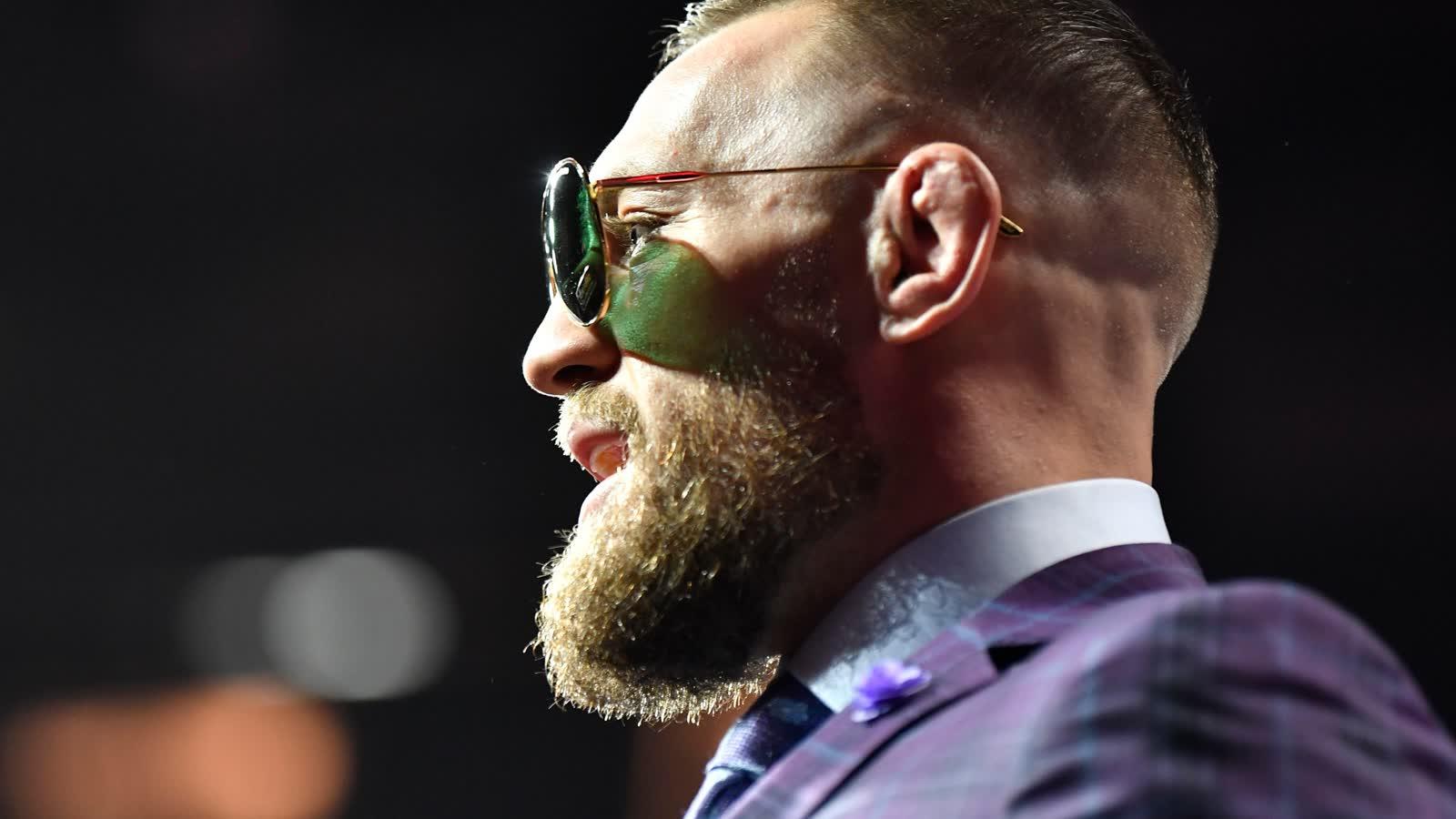 Rolex: Conor McGregor zeigt größte Rolex, die es gibt