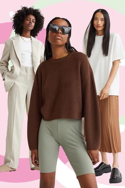 Basic-Must-haves: H&M hat gerade die perfekten Wardrobe Essentials im Sortiment - und sie sehen viel teurer aus, als sie sind