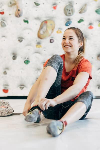 """Profi-Sportkletterin Jessica Pilz: """"Ich hatte nie einen Plan B"""""""