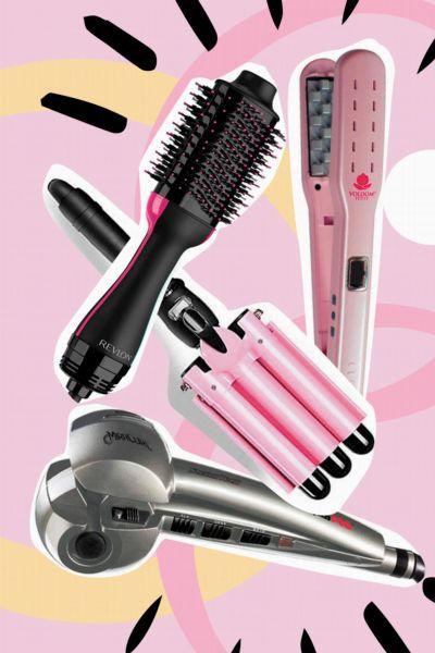 Locken, Glätten und Volumen: Das sind die 5 beliebtesten Haar-Tools auf TikTok und hier kannst du sie direkt nachshoppen