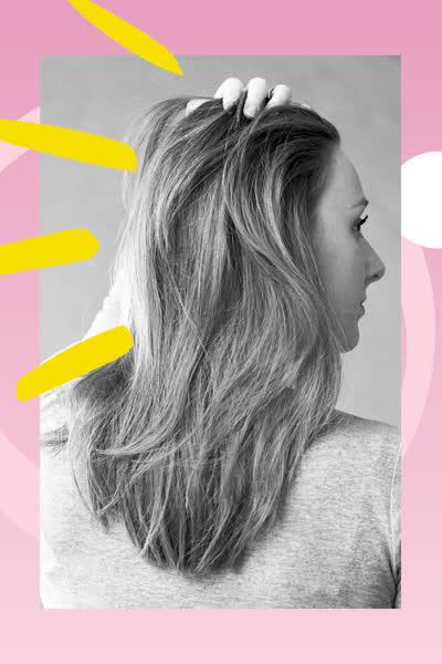 Volleres und dichteres Haar: Eine Haarverdichtung beim Friseur macht's möglich und wir haben es ausprobiert
