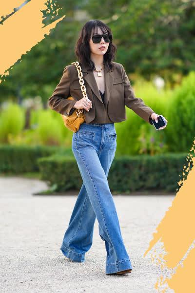 In vs. out: Diese 4 Jeans sind im Herbst 2021 out - und diese 4 Styles tragen wir stattdessen
