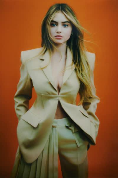 Leni Klum auf dem Cover der GLAMOUR: Im Interview zeigt das Model, wer sie ist und wo sie hin will