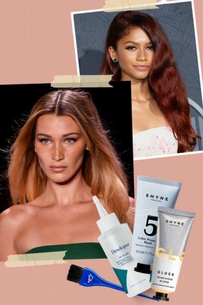 Mit diesen neuen Produkten und unseren Tipps ist Haare färben ganz einfach
