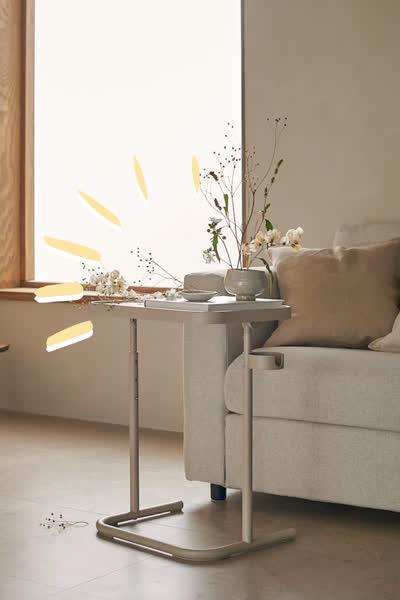 Ikea: Dieser faltbare Tisch ist ideal für kleine Wohnungen - und kostet unter 30 Euro!
