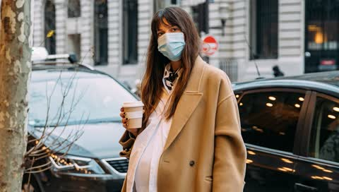 Pariser Stil, auch im Lockdown: Die besten Street-Styles von den Couture-Schauen