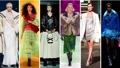 Welche Jacke zum eleganten Kleid kombinieren? Diese Runway-Looks zeigen es