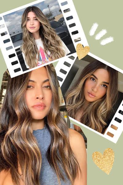"""""""Ring-Lighting"""": Dieser neue Haarfarben-Trend 2020 bringt dein Gesicht sofort zum Strahlen"""