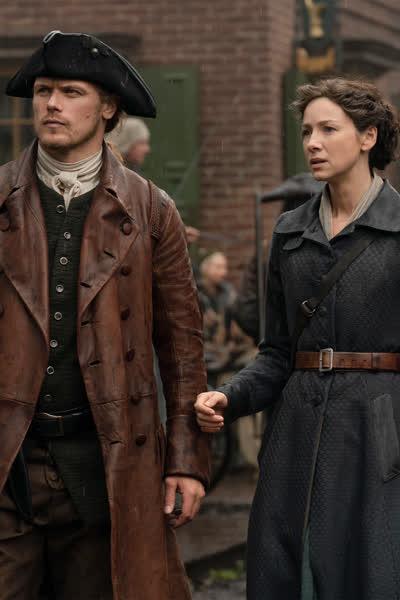 """Streaming-Tipp: 7 Gründe, warum """"Outlander"""" die beste Serie aller Zeiten ist"""