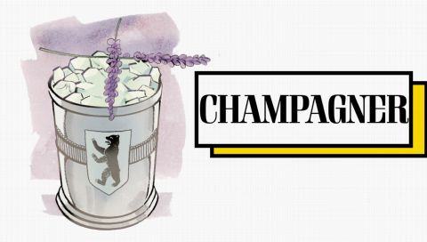 Der GQ Drink Guide: Alles, was Sie über Champagner wissen müssen